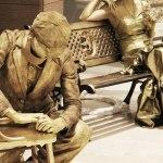 живые статуи на праздник, живые статуи на встречу гостей, заказ живых стутуй в Москве, заказать живые статуи в МОскве