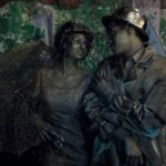 живые статуи на свадьбу, живая статуя на свадьбу, заказать живую статую, недорогие живые статуи